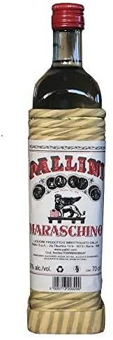 MARRASQUINO PALLINI LICOR ITALIANO 750ML