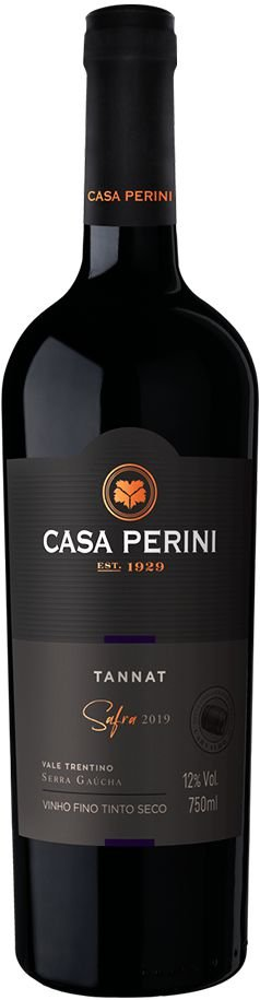 CASA PERINI TANNAT VINHO BRASILEIRO 750ML
