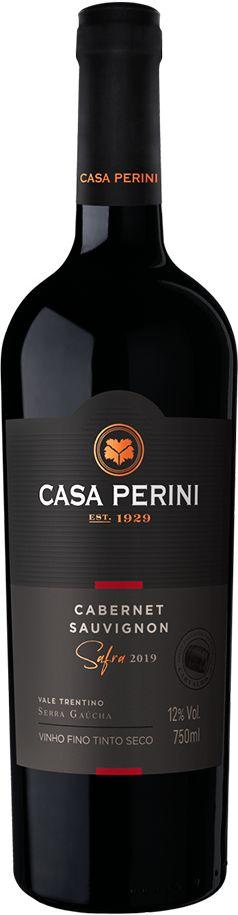 CASA PERINI CABERNET SAUVIGNON VINHO BRASILEIRO TINTO 750ML