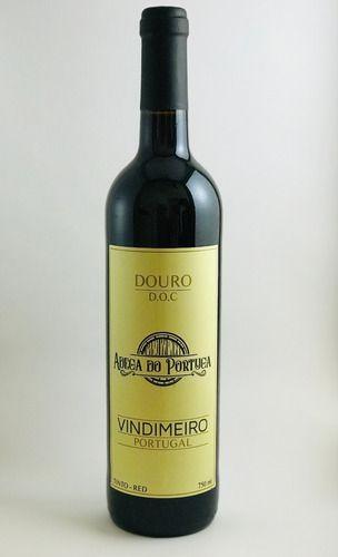 ADEGA DO PORTUGA DOURO DOC VINHO PORTUGUES TINTO 750ML