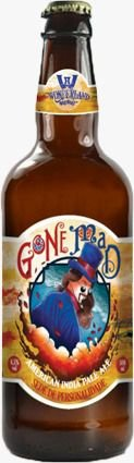 WONDERLAND GONE MAD AMERICAN IPA GF 500ML