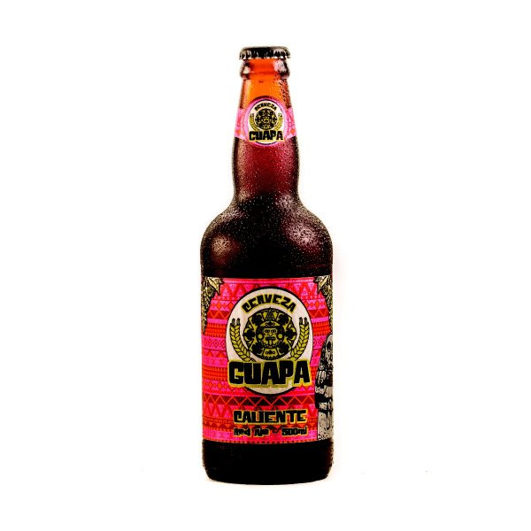 GUAPA RED ALE CALIENTE GF 500ML