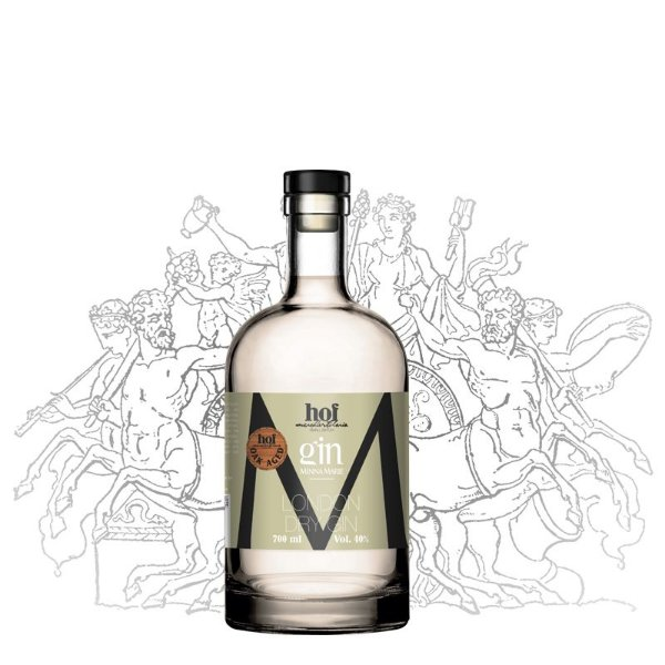 HOF MINNA MARIE LONDON DRY GIN OAK AGED 700ML