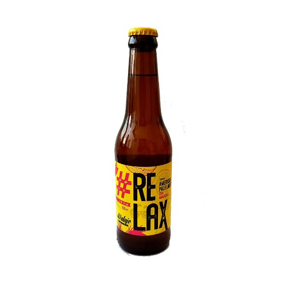 D´ALAGE AMERICAN PALE LAGER RELAX GF 355ML