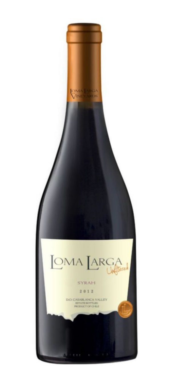 LOMA LARGA SYRAH VINHO CHILENO TINTO 750ML
