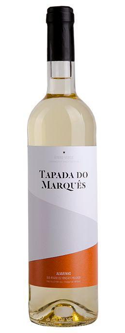 ALVARINHO TAPADA DO MARQUES VINHO VERDE PORTUGUES 750ML