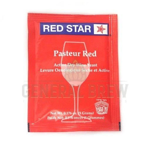 FERMENTO RED STAR PASTEUR RED
