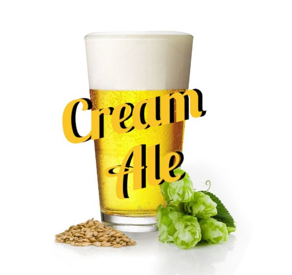 KIT CREAM ALE