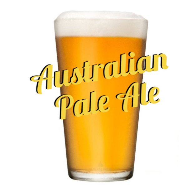 KIT AUSTRALIAN PALE ALE
