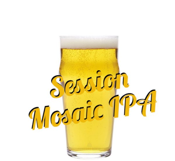 KIT SESSION MOSAIC IPA