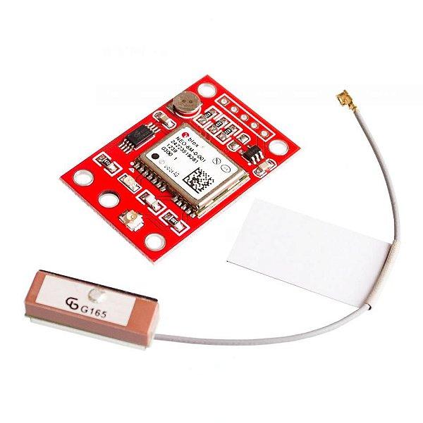 Módulo GPS NEO6M