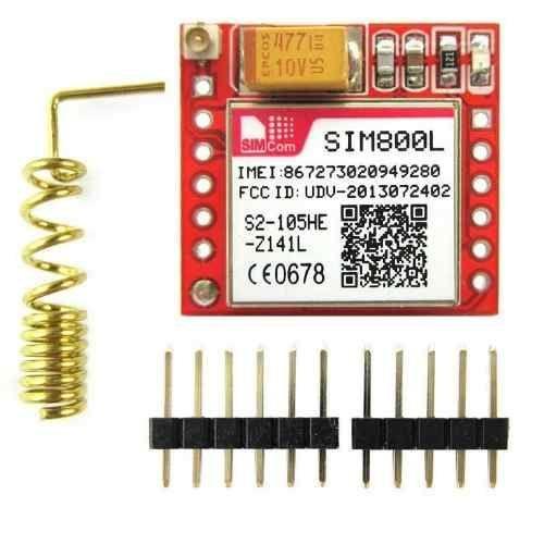 Módulo GSM GPRS - SIM800