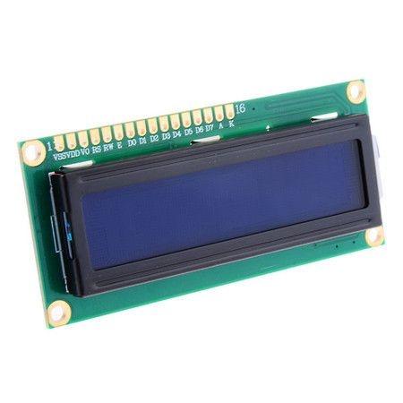 Display LCD 16x2