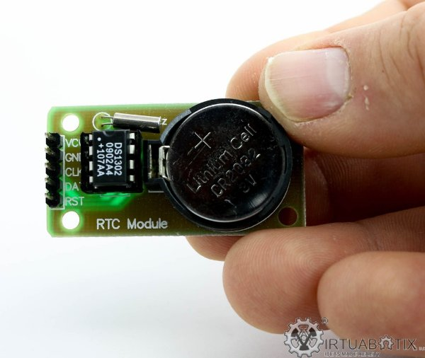 Módulo RTC (Real Time Clock)