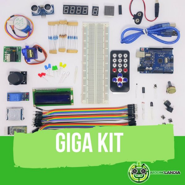 Giga Kit Arduino