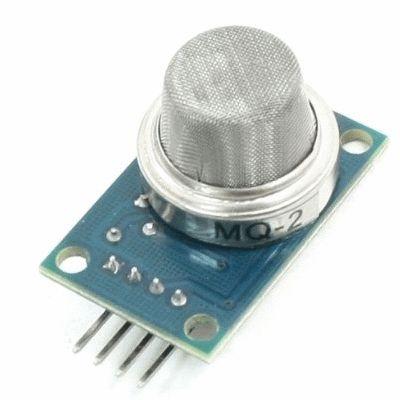 Sensor de Gás Inflamável e Fumaça - MQ2