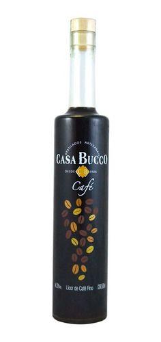 Licor Casa Bucco Café 500ml
