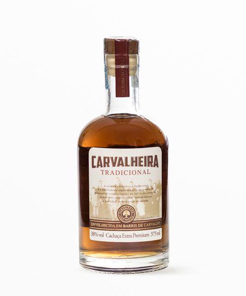 Cachaça Carvalheira Tradicional 375ml