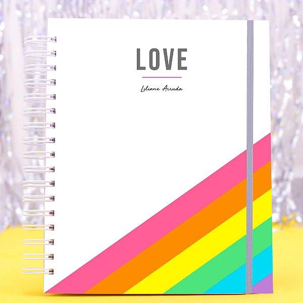 Planner Ilustrado 2020 - Love