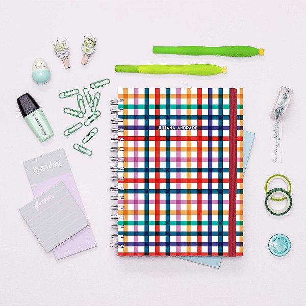 Caderno - Quadriculado