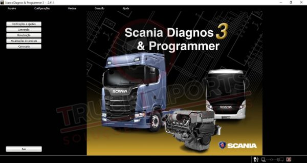 Scania SDP3 2.41 Original 2019