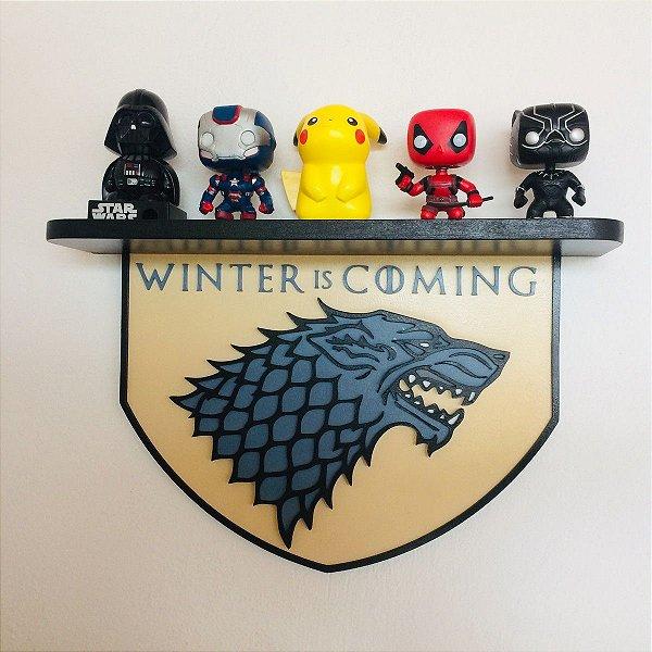 Prateleira Stark winter is coming