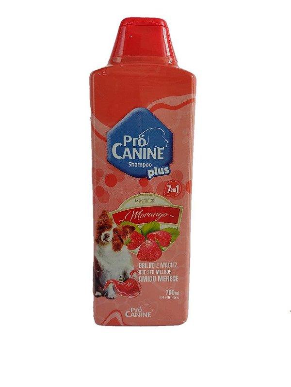 Shampoo Veterinário 7 em 1 Pró Canine Plus