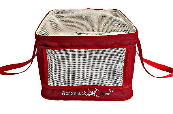 Bolsa de Cachorro Transporte Aeropet 43 - Autorizada pela GOL