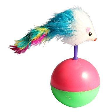 Brinquedo para Gato - Ratinho com Bola