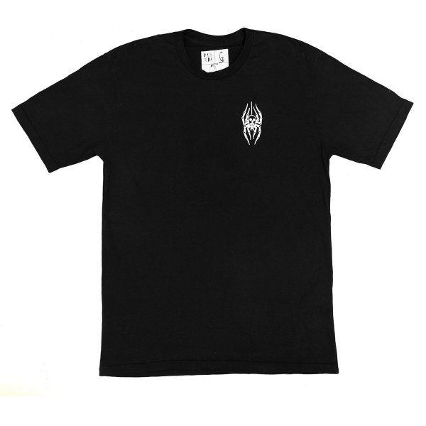 Camiseta - Aranha Preta