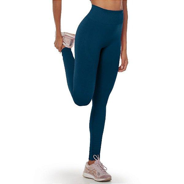 Calça Legging Fitness Move On Sem Costura