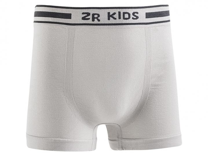 Cueca Infantil Boxer Sem Costura Creme