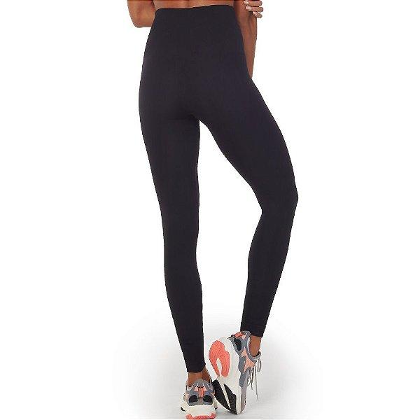Legging Fitness High Rise Moving Preta