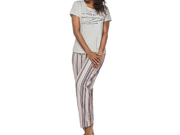 Pijama Stripes and Stars