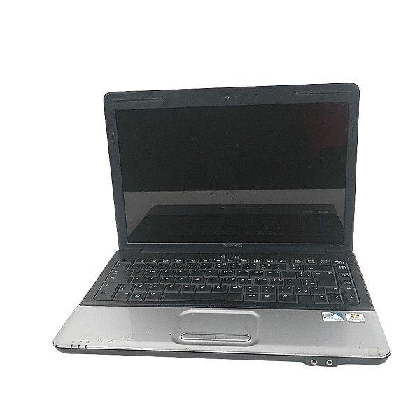 Notebook usado com garantia  Compaq 4gb 320HD Win10