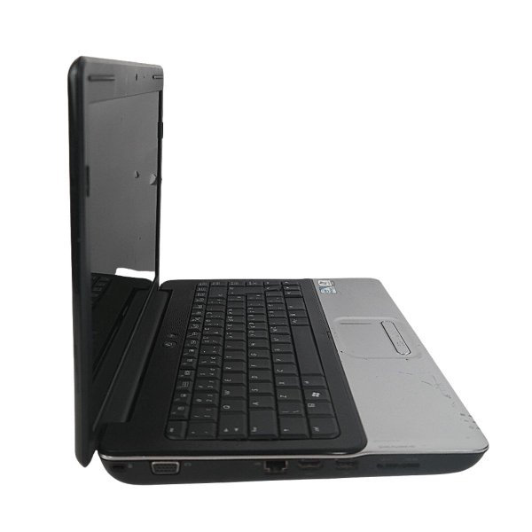 Notebook usado barato Compaq 320HD Win10 4gb