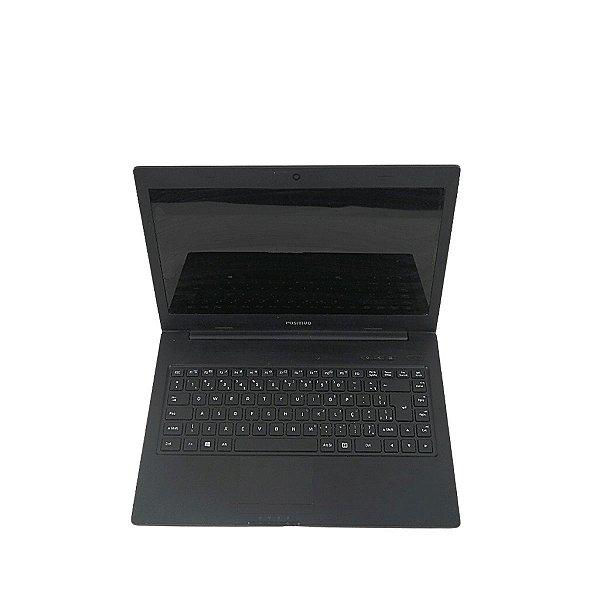 Notebook bom para trabalho Positivo Unique HD500 Win10 4GB