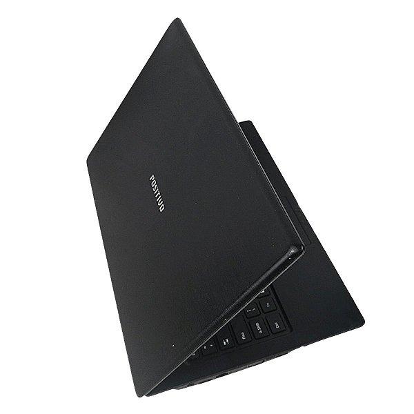 Notebook bom para jogos Positivo Unique HD500 Win10 4GB