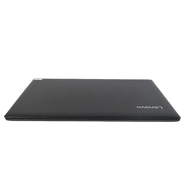 Notebook na promoção Lenovo 8GB SSD 120GB Win10