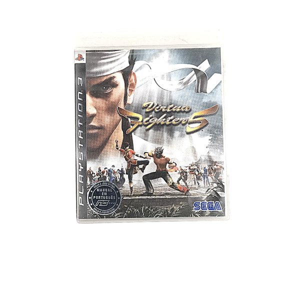 Jogo Virtua Fighter 5 para PS3