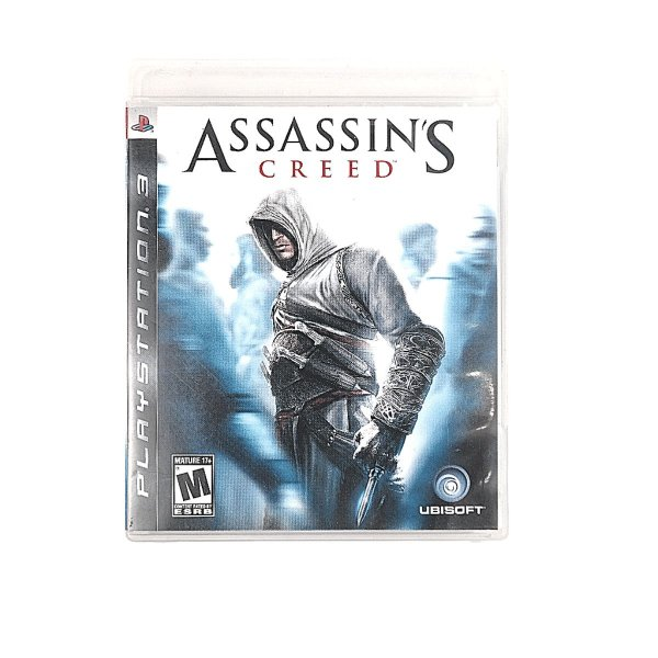 Jogo Assassin´S Creed para PS3