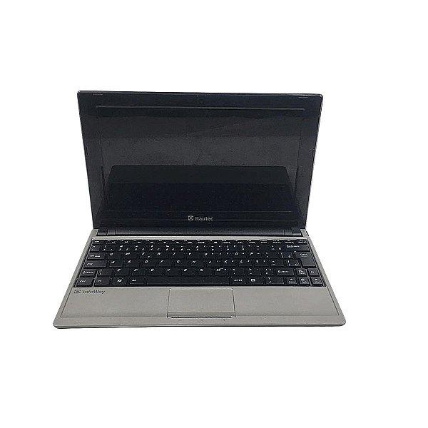 Netebook usado ItauTec Win7 500HD 2GB
