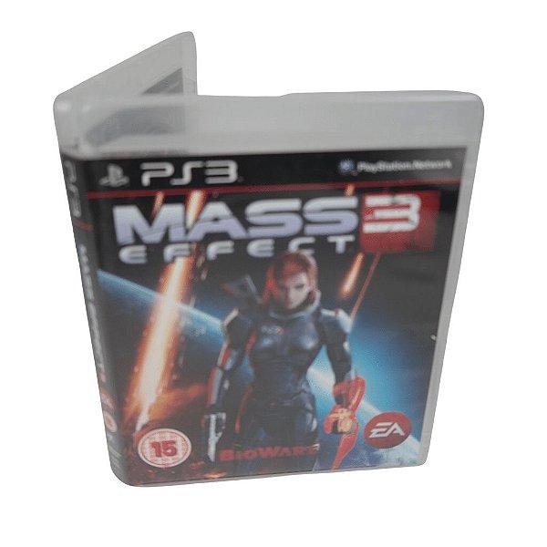 Jogo Ps3 Mass Effect 3