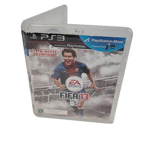 Jogo Ps3 FIFA 13