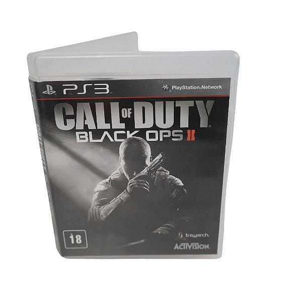 Jogo Ps3 Call of Duty: Black Ops ll