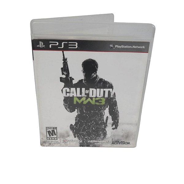 Jogo Ps3 Call of Duty: Modern Warfare 3 (MW3)