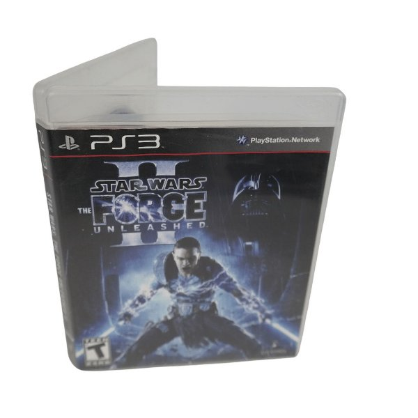 Jogo Ps3 Star Wars: The Force Unleashed II