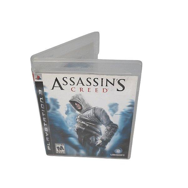Jogo Ps3 Assassin's Creed