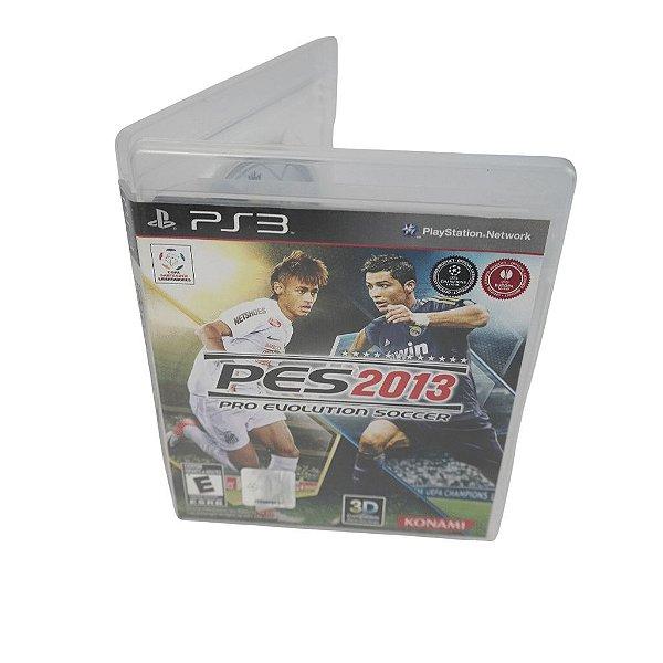 Jogo Ps3 Pro Evolution Soccer 2013 (PES 13)