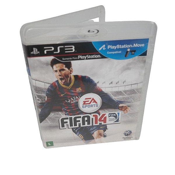 Jogo Ps3 FIFA 14